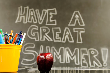 Have a Great Summer from School