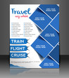 Vector business brochure, flyer, magazine cover - 52746009