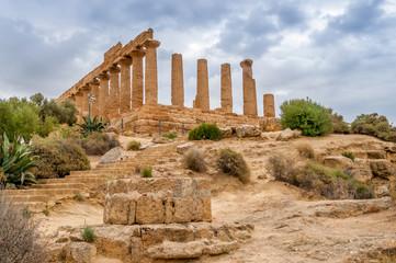 Juno Temple Ruins
