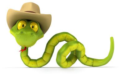 Fun snake