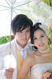Romantic Couple wedding