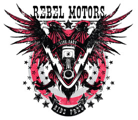 Rebel motors
