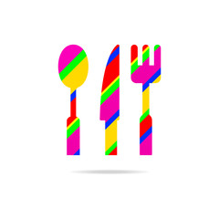 kitchen set logo web sign