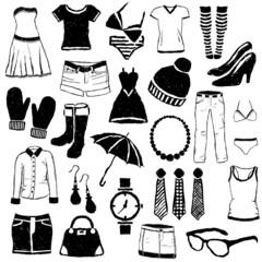 doodle fashion images