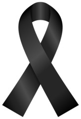 Mourning Black Ribbon
