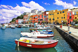 colors of Italy series - Procida island
