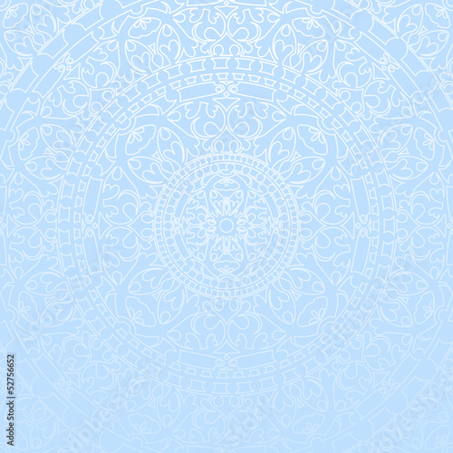 Vector light blue background
