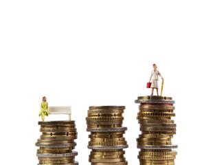 Gehaltsvergleich