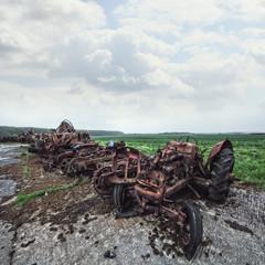 farming scrapyard