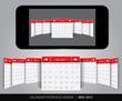 Calendar interface concept