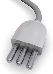 ELECTRIC PLUG - 3D