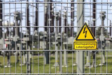 Elektrizitätswerk  © Matthias Buehner