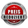 5 Star Button rot PREIS REDUZIERT PR PR