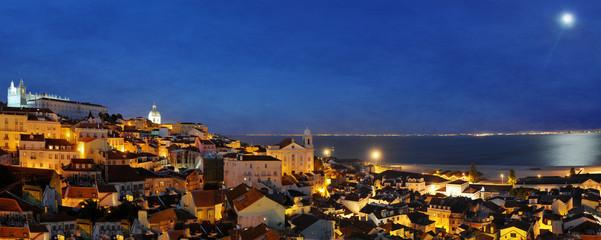 Lissabon Panorama HDR