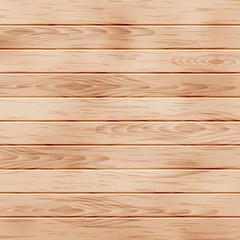 Realistic wooden texture with boards.