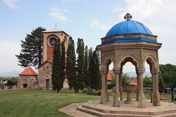 Serbisch-orthodoxes Kloster  Žiča