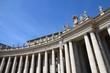 Vatican colonnade
