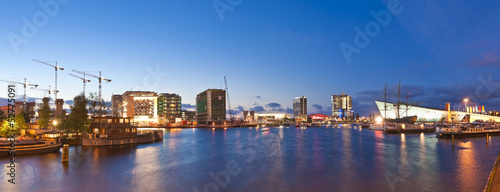 Amsterdam City Development, Oosterdok