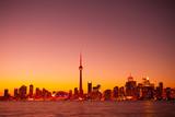 Fototapete Kanada - Landschaft - Stadt allgemein