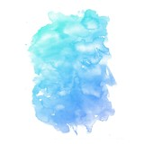 Fototapety Watercolor background. colorful Abstract water color art
