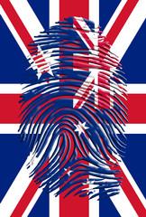 Austrailia UK Identity