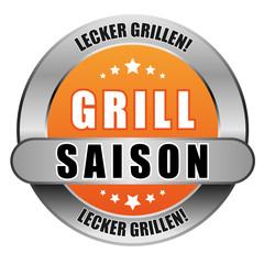 5 Star Button orange GRILLSAISON LG LG