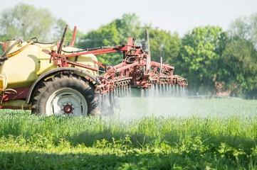 Feldspritze - Pflanzenschutz