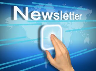 Button - Newsletter
