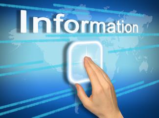 Button - Information