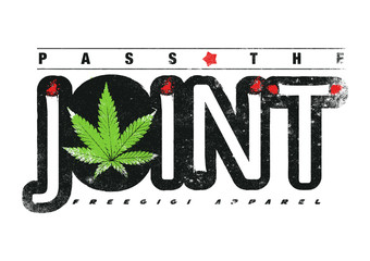 Pass the joint