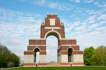 Thiepval War Memorial France