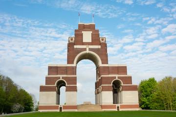 Thiepval War Memorial France