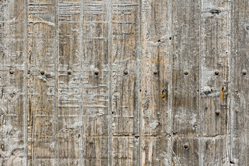 Rustic, old wood background.