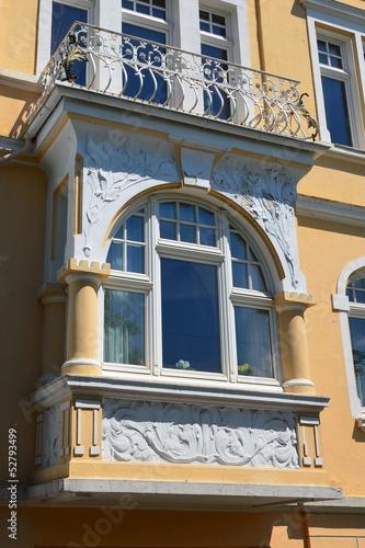 Barocker Balkon