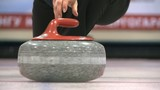 Curling Stone Delivery 1