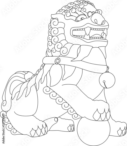chine - komainu