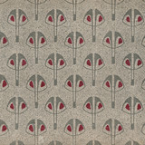 Vintage wallpaper Grey
