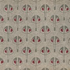 Vintage wallpaper Grey