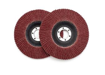 Abrasive disk for grinder