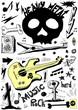 Doodle music, heavy metal