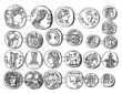 Ancient Greece : Coins & Medals