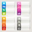 Rainbow - Social Media Icons