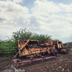 construction wrecks