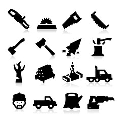 Lumberjack Icons