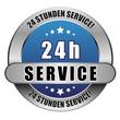 5 Star Button blau 100% 24 STUNDEN SERVICE DTO DTO