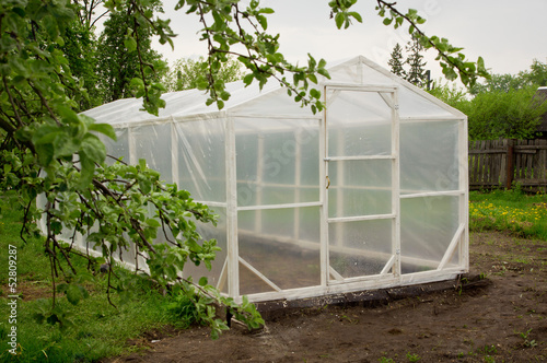Rural greenhouse