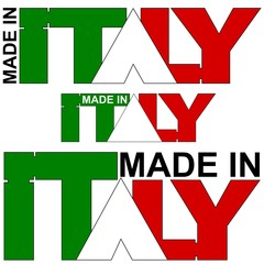 MARCHIO MADE IN ITALY 1