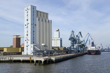 Hafen von Lorient, Bretagne