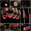 Mysterious wine