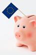 Sparschwein - EU